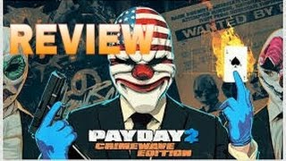 PAYDAY 2 Crimewave Edition Review - PS4