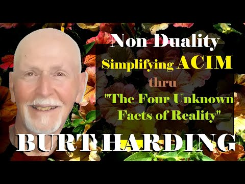 """Simplifying ACIM through """"Four Unknown Facts"""""""