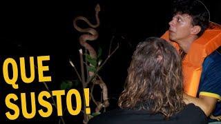 #3 EXPEDIÇÃO POROROCA | EU DISSE QUE A NOITE IA SER BRAVA! | RICHARD RASMUSSEN