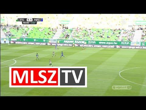 Ferencvárosi TC – Puskás Akadémia | 1-1 | OTP Bank Liga | 1. forduló | MLSZTV