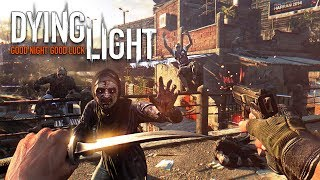 ZOMBIE ATTACK!! (Dying Light)