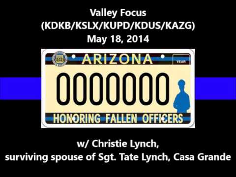 Valley Focus Radio  - National Police Week & Concerns of Police Survivors (C.O.P.S.)