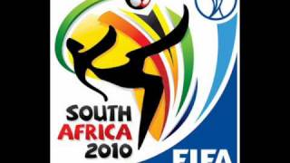 "FIFA World Cup 2010 Theme Song ""Waving Flag"" by k"