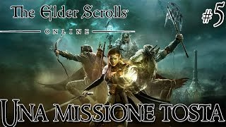 The Elder Scrolls Online - Una missione TOSTA | PS4 Gameplay Ita