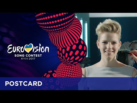 Postcard of Levina from Germany - Eurovision Song Contest 2017