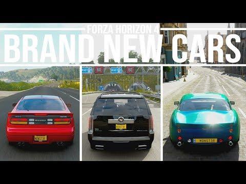 Forza Horizon 4 | Nissan Fairlady 300ZX, Cadillac Escalade & TVR Tuscan S + MORE Gameplay thumbnail