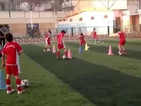 برامج تدريب كرة القدم للبراعم