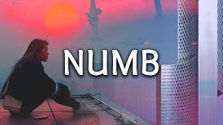 Carlie Hanson ‒ Numb (Lyrics)