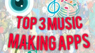 TOP 3 MUSIC MAKING APPS FOR ANDROID PART-2
