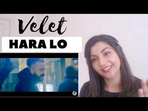 Velet- Hara Lo-- Reaction Video! / TURKISH RAP REACTION