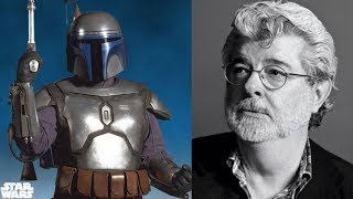 George Lucas Confirms Jango And Boba Fett Are Not Mandalorians - Star Wars Explained