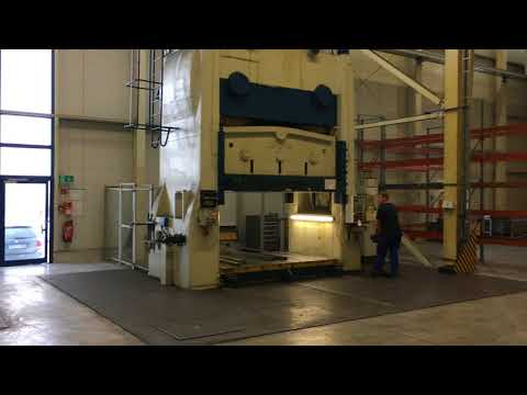 BLISS BLISS 4E-10-120 Double Column Press