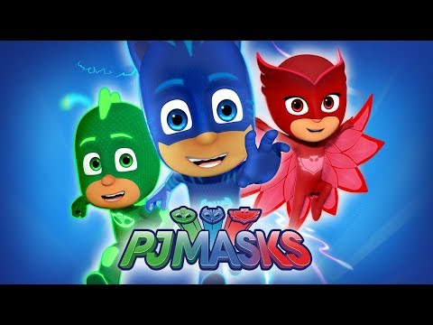 #NationalSuperheroDay WITH THE PJ MASKS! | A Toy Insider Play by Play