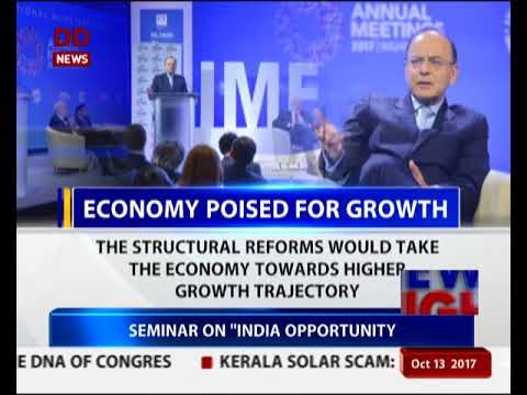 Finance Minister: Bold reforms have created impressive opportunities in India