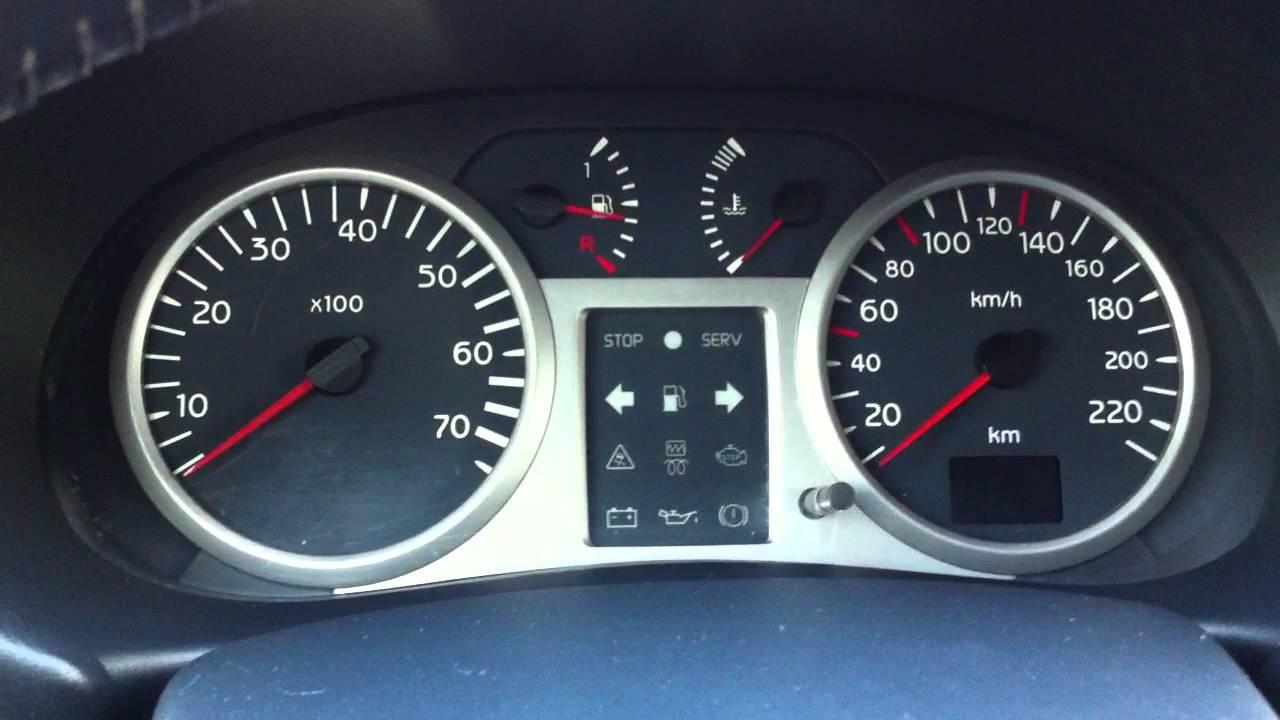Renault Clio Ii Immobiliser Fault