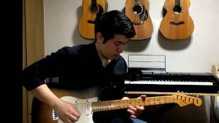 sloop john b - traditional/beach boys (guitar cover)