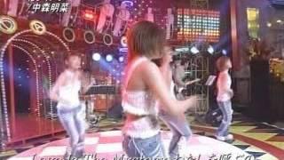 AKINA ARISA 満島ひかり MOE NATSU 夜もヒッパレ.
