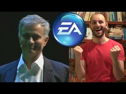¡¡¡EA SIN JUEGOS PERO CON MOURINHO!!! - Sasel - E3 - 2016 - Electronic arts - español - Resumen