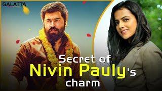 Secret of Nivin Paulys charm - Shraddha Srinath reveals