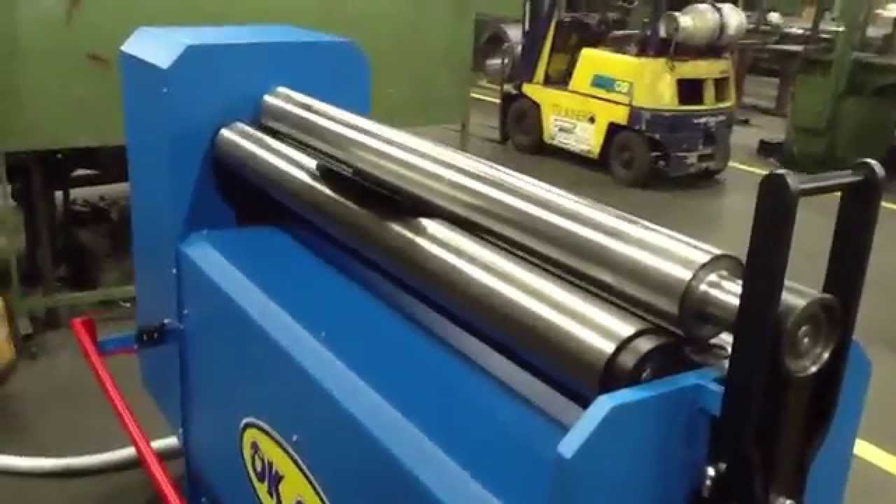 Plate Roll Sheet Metal Roller Plate Roll Bending
