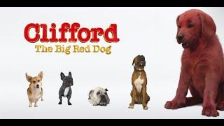 Clifford The Big Ręd Dog --- Movie Trailer