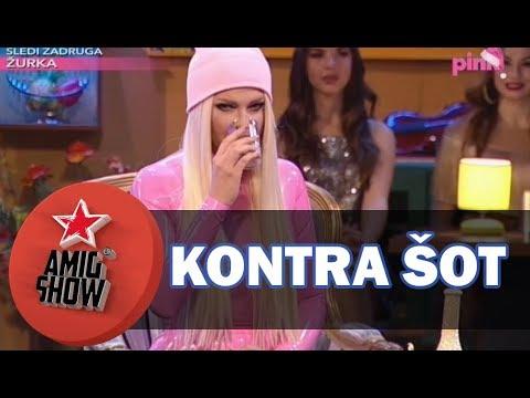 Kontra šot - Jelena Karleuša - Ami G Show S11 - E16