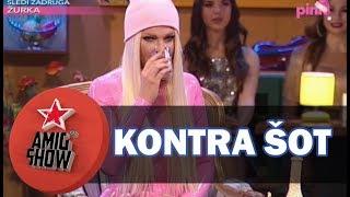 Kontra šot  Jelena Karleuša  Ami G Show S11  E16