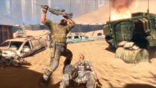 Spec Ops The Line on ultra settings - PC gameplay 1080p