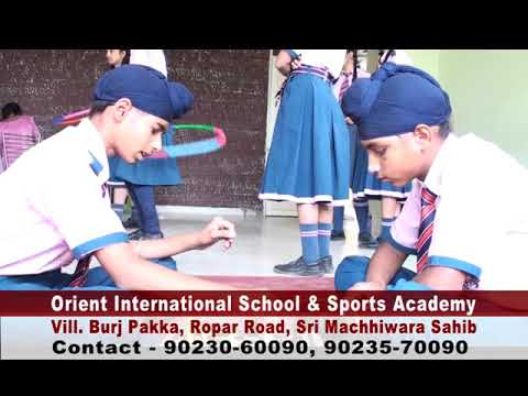 Orient International School & Sports Academy