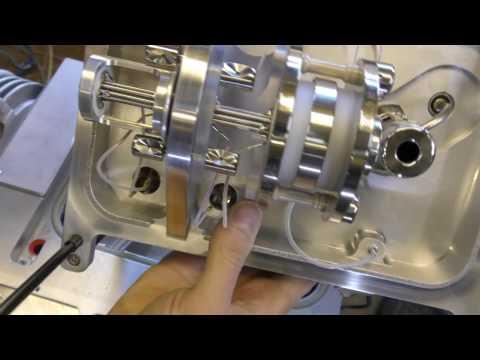 Finnigan LCQ Mass spectrometer Part 2