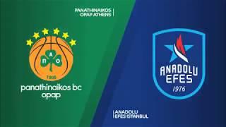 #EuroLeauge 21. Hafta: Panathinaikos OPAP - Anadolu Efes