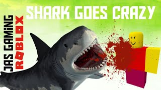 Roblox Sharkbite Shark kills everyone