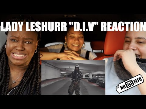 "NoFLTR - CARguments: Episode 19 (Lady Leshurr ""D.I.V"" Reaction)"