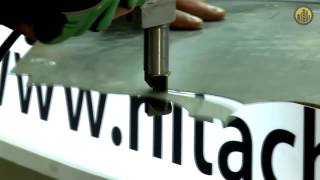 видео Обзор шлицевых, вырубных и листовых электрических ножниц