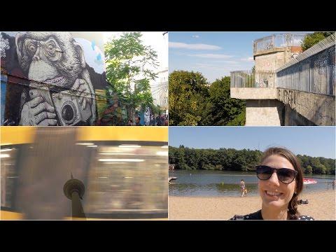 Alternative Berlin, Plötzensee & Wedding Tour - BerlijnBlog Vlog #4