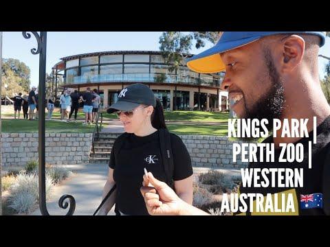 KINGS PARK | PERTH ZOO | WESTERN AUSTRALIA