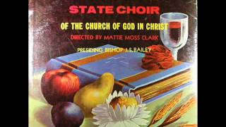 The Southwest Michigan Stae Choir-I Thank You Lord.