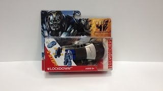 Transformers: age of extinction one-step lockdown
