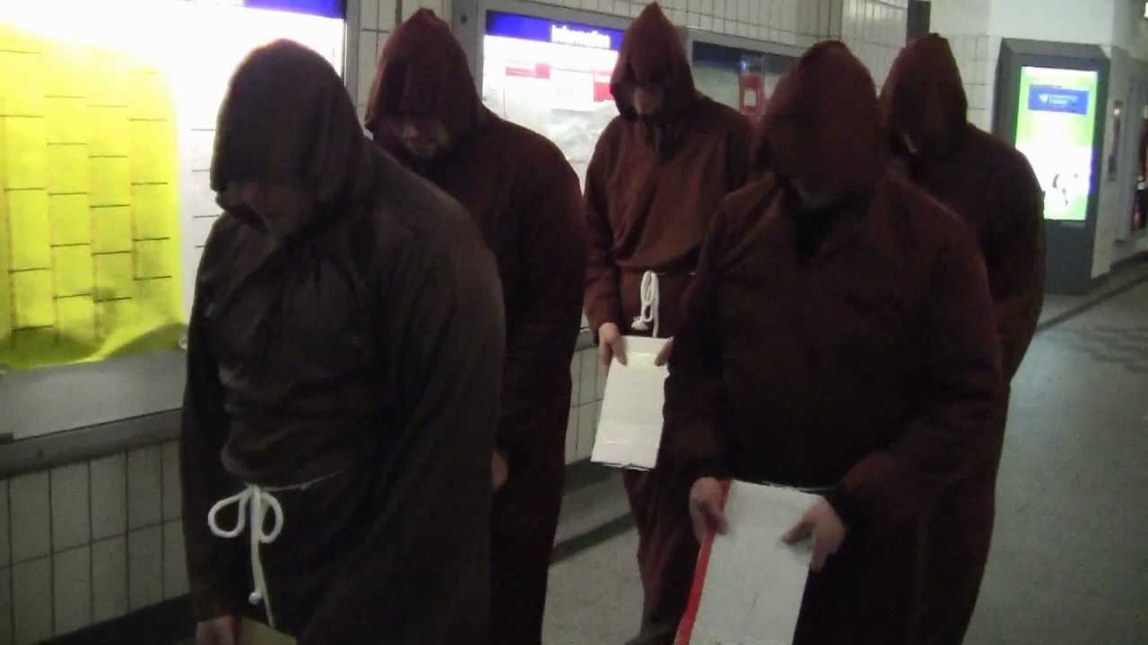 Halloween 2012 Monty Python Style Youtube