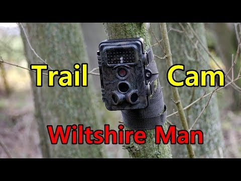 Trail Camera First Use | Powerextra 12MP camera| Wiltshire Man