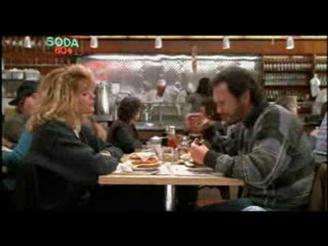 Scene restaurant quand harry rencontre sally