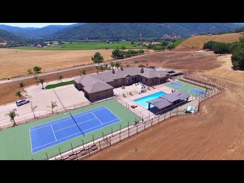 2995 Day Road - Santa Clara Valley - Wine Country, CA by Douglas Thron drone real estate videos