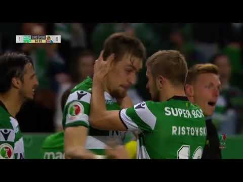 Resumo: Sporting 1-0 FC Porto (5-4 após g.p. Taça Portugal)