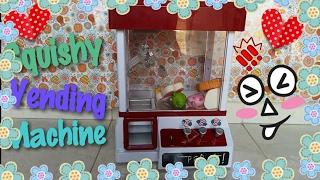 SQUISHY VENDING MACHINE II MESIN CAPIT SQUISHY