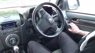 Holden Colorado 2012 Videos