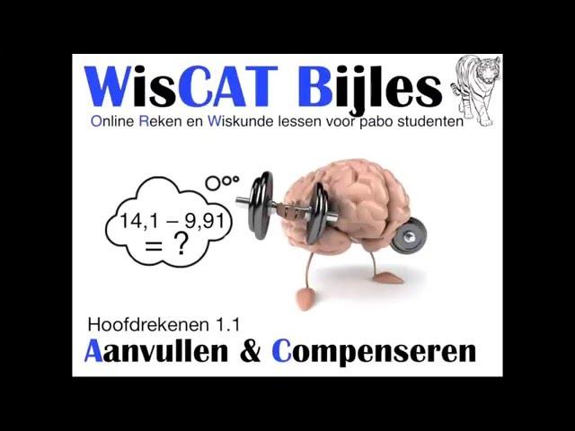 Aanvullenen en Compenseren - WisCAT Werkboek: Hoofdrekenen 1.1