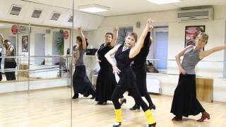 Испанский танец - фламенко. обучение в Ренессансе!