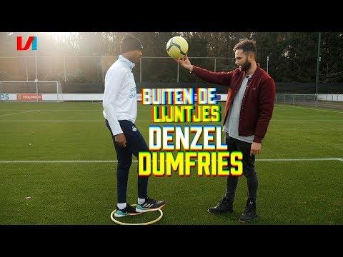 Denzel Dumfries: 'Ik wil voor Zoveel Mogelijk Miljoen Weggaan!
