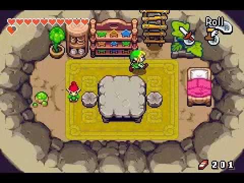 The Legend of Zelda: The Minish Cap: Part 16 - Book returns A History of Masks
