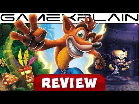 Crash Bandicoot: The N-Sane Trilogy - REVIEW (Nintendo Switch)